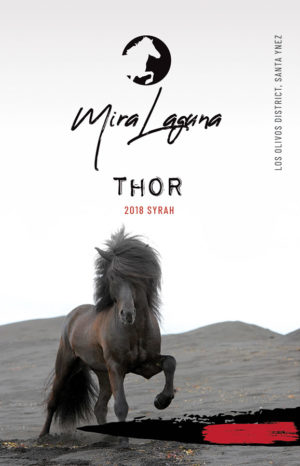 2018 THOR (Syrah) Red Wine