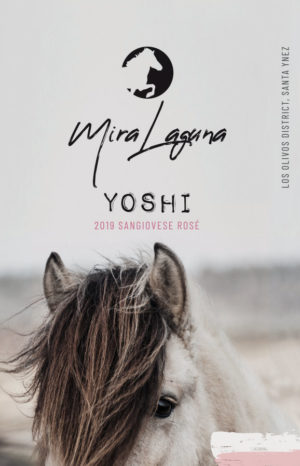 2019 Sangiovese Rose - Yoshi